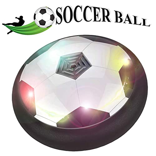 a9a81a9cd06 Toyk Kids Toys The Amazing Hover Soccer Ball with Powerful LED Light Size 4  Boys Girls