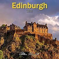 Lyrical Scotland 2021 Edinburgh Calendar