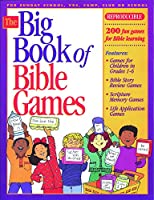 The Big Book of Bible Games (Big Books)