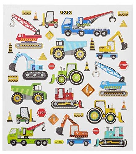 Hobby-Design Sticker , Baufahrzeuge II