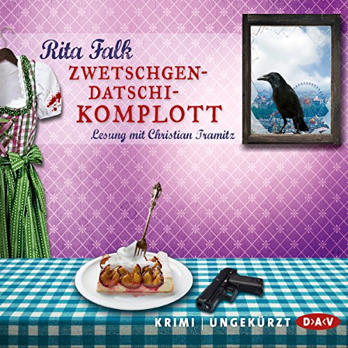 Zwetschgendatschikomplott audiobook cover art