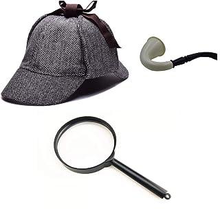 f35f6b9bd Amazon.es: disfraz sherlock holmes