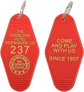 Su Qiao Key Ring Hotel Keys Storage Plastic Keychain Portable Plastic Key Tags with Split Rings