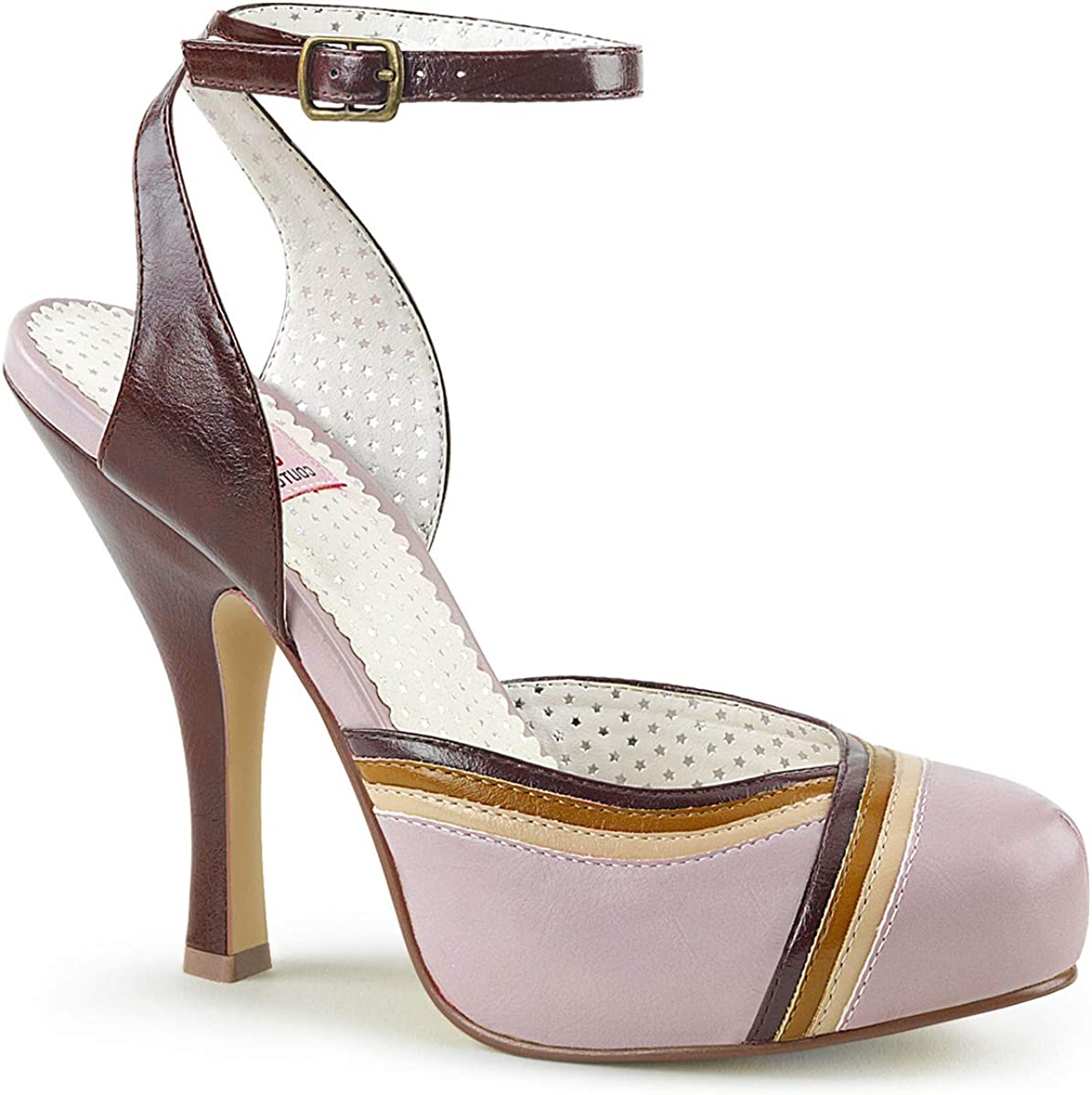 Pin Up unisex Couture Sandal Max 47% OFF Cutiepie-01 Ankle-Strap