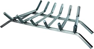 Uniflame, C-7727, 27 in. 6-Bar 304 Stainless Steel Bar Grate