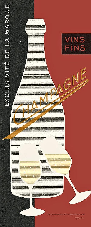 DìMò ART Bild Druck auf Leinwand Leinwand Leinwand mit Rahmen in Holz Schlabach Sue Champagne Toast 200x80 cm 200x80 cm B07DYV54Y5 | Passend In Der Farbe  eec554