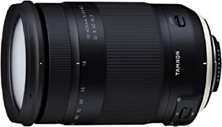 TAMRON B028 Ultra-Telephoto 18-400mm 3.5-6.3 Di II VC HLD Lense for Nikon Camera, Black (TM-B028N)
