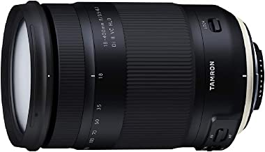 Tamron 18-400mm F3.5-6.3 DiII VC HLD Model B028 [Nikon F-mount (for APS-C)] (International Version - No Warranty)