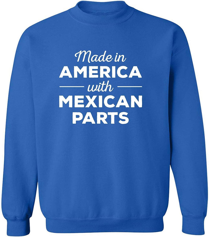 Made in America w/Mexican Parts Crewneck Sweatshirt