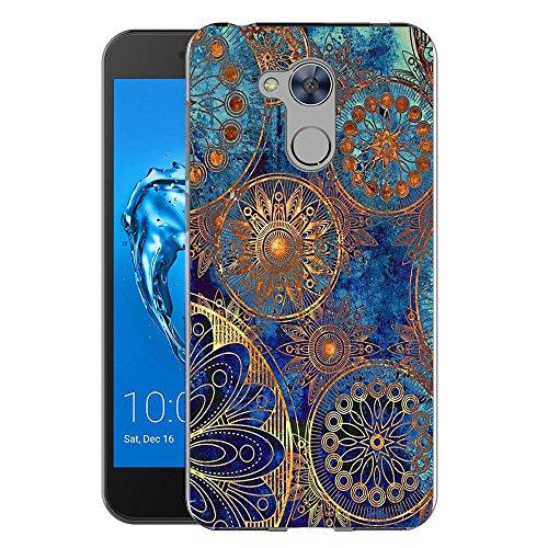 FoneExpert® Huawei Honor 6C Tasche, Ultra dünn TPU Gel Hülle Silikon Hülle Cover Hüllen Schutzhülle Für Huawei Honor 6C