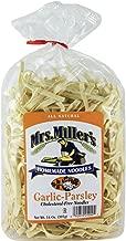 Mrs. Miller's Homemade Noodles, Garlic-Parsley, 14 OZ (Pack of 1)