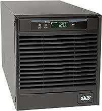 Tripp Lite SmartOnline 120V 1.5kVA 1.35kW Double-Conversion UPS, Tower, Extended Run, Network Card Options, LCD, USB, DB9, 2 Year Warranty & $250,000 Insurance (SU1500XLCD)
