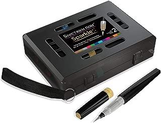 Spectrum Noir SPEC SPECN-SPA-A&W Sparkle Brush Pen Set