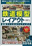 鉄道模型 レイアウト 空間づくりのコツとアイデア 思い通りに風景を作る コツがわかる本