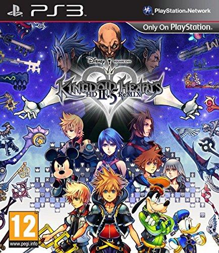 Kingdom Hearts HD 2.5 ReMIX [AT-PEGI]