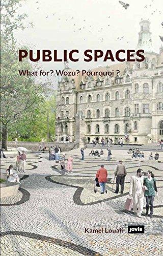 Public Spaces: What For? Wozu? Pourquoi? PDF Books