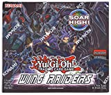 Yugioh Wing Raiders ARC-V 1st Edition Booster Box Factory Sealed - 24 packs of 9 cards