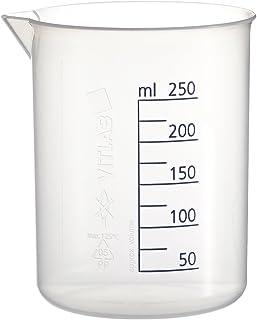 Neolab E-1631 - Vaso medidor graduado, 250 ml