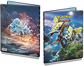 Ultra Pro Pokemon Sun & Moon Guardians Rising - 9 Pocket Portfolio