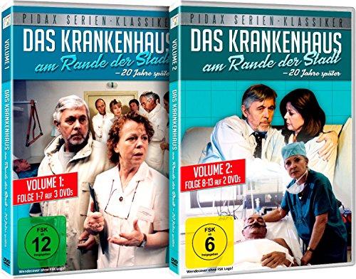 Vols. 1+2 (5 DVDs)