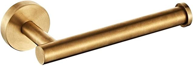 Geborsteld goud toiletrolhouder Waterproof toiletrolhouder for badkamer Accessoires Set Bathroom Papierrolhouder (Color : ...