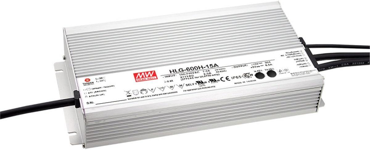LED Power Tucson Mall Supplies 600W 30V Dimming IP65 20A Ranking TOP13 CV+CC