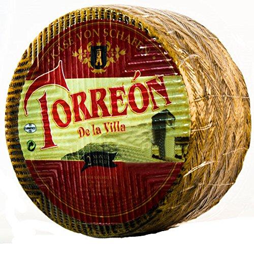 Spanischer Schafskäse Torreón de la Villa 0,9 kg