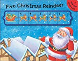 christmas books for toddlers, reindeer books