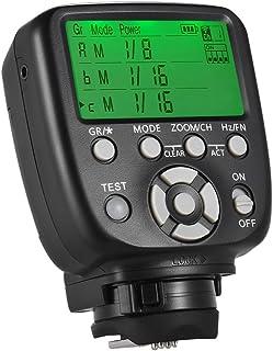 YONGNUO YN560-TX II Manual Flash Trigger Remote Controller LCD Transmitter Canon DSLR Camera to YN560III/YN560IV/YN660/YN9...