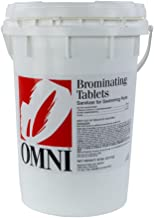 Swimming Pool & Spa Bromine Tablets - 50 Lbs