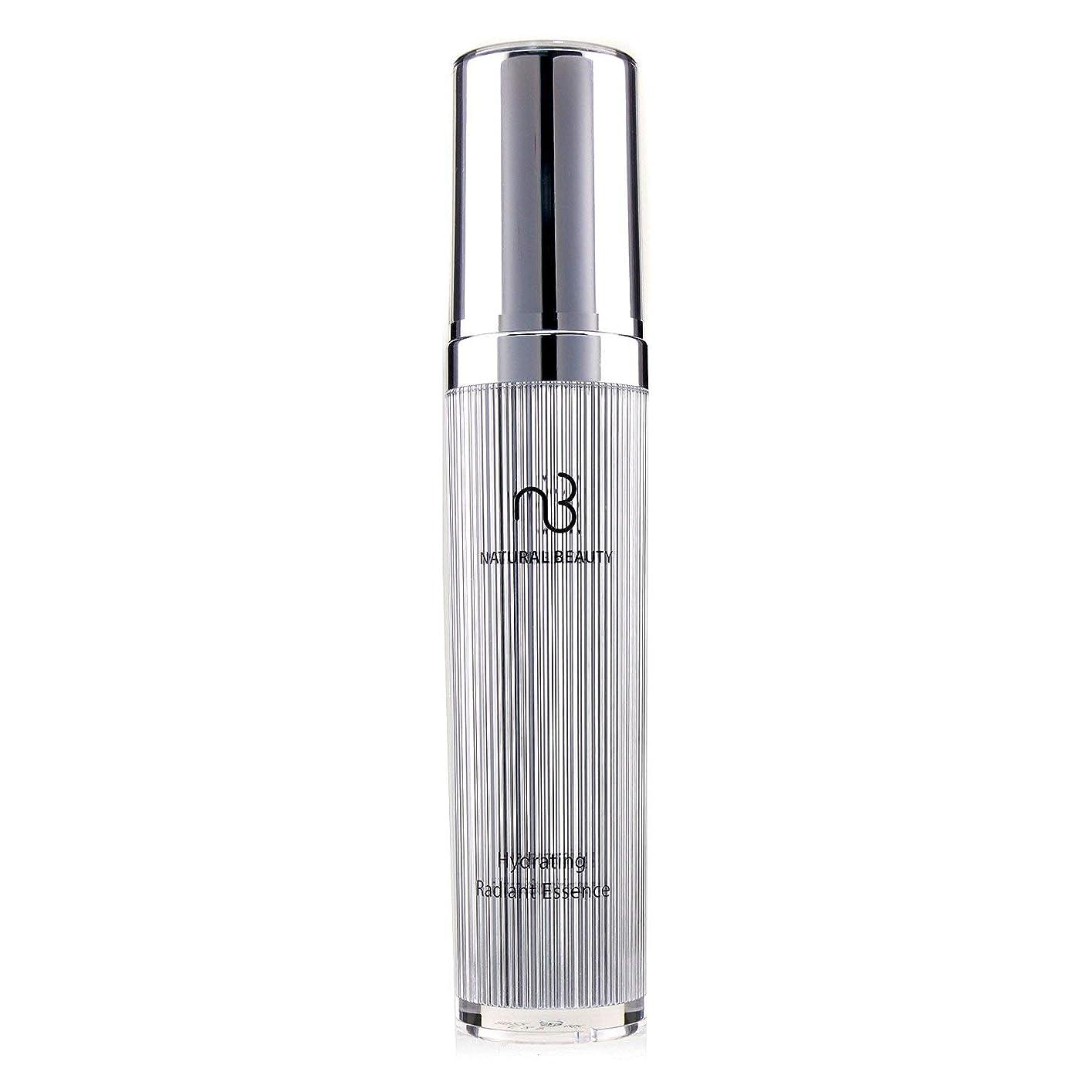 不誠実小包忌まわしい自然の美 ハイドレイティングラディアントエッセンス Natural Beauty Hydrating Radiant Essence 50ml/1.7oz並行輸入品
