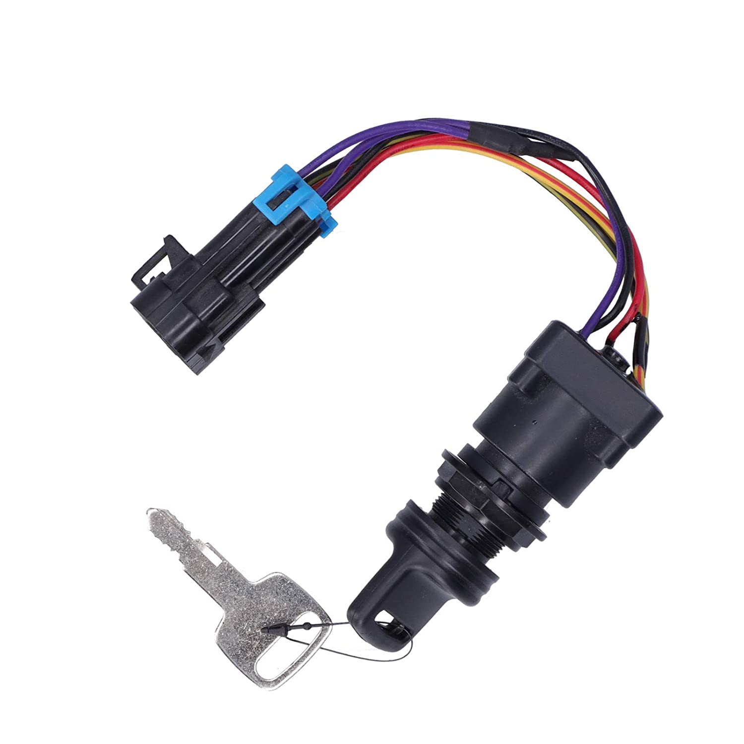 free Ignition Switch Virginia Beach Mall 4 Position Key Kit 893353A03 Rep
