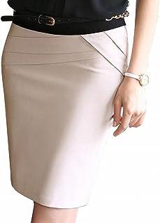 (ロンショップ)R.O.N shop エレガント タイト ミニ スカート オフィス 通勤 フォーマル