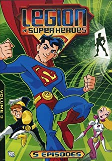 Legion of Superheroes:V3 (DVD)