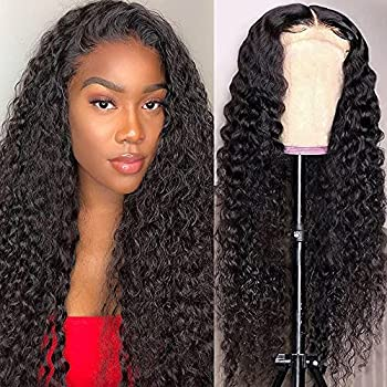 Best brazilian curly lace front wig Reviews
