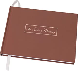 Best guest book leather Reviews