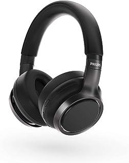 Philips TAH9505 Auriculares inalámbricos Bluetooth Pro Performance con cancelación Activa de Ruido, Controladores de 40 m...