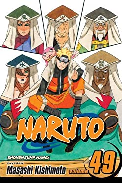 Naruto, Vol. 49: The Gokage Summit Commences (Naruto Graphic Novel)
