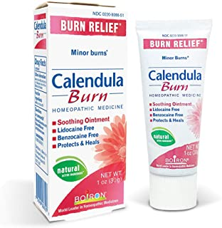 Boiron Calendula Burn, 1 Ounce, Topical Burn Relief Ointment