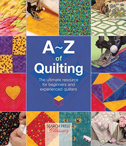 Fantastic Deal! A-Z of Quilting (A-Z of Needlecraft)