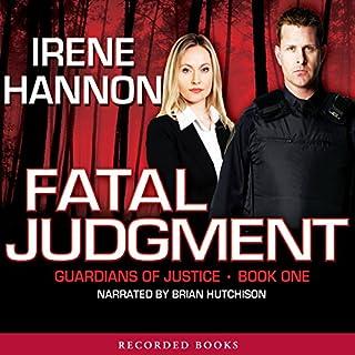 Page de couverture de Fatal Judgment