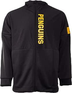 adidas NHL Pittsburgh Penguins Game Mode Full Zip Jacket