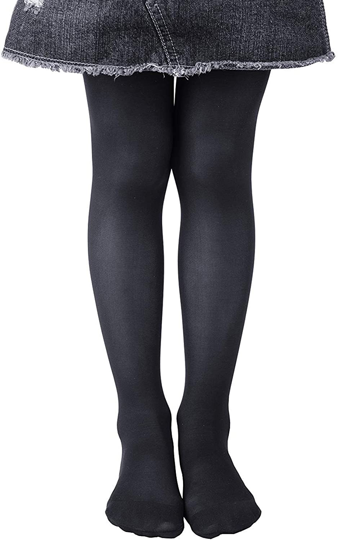 J.Ann Girls Fashion Pantyhose Ballet Tights (1 Pair or 6 pairs) (X-Large (11-14 years), Navy)