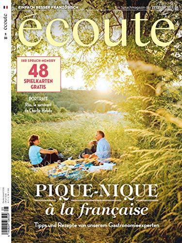 """Écoute - Französisch lernen 5/2020 \""""Pique-Nique\"""""""