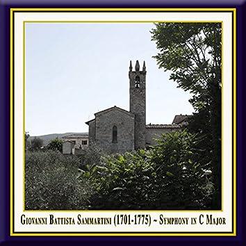 Sammartini: Symphony in C Major, JenS 7