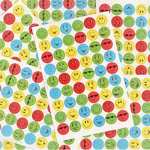 PMSMT Pegatina Linda Coreana Kawaii para niños, Cuadernos de Diario, Pegatinas de emoticonos, Oficina estacionaria para la Escuela 20211