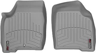 WeatherTech Custom Fit Front FloorLiner for Chevrolet Impala, Grey