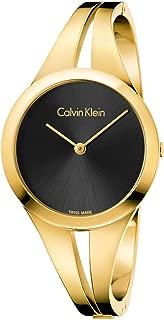 Calvin Klein Women's Analogue Quartz Watch with Stainless Steel Strap K7W2M511