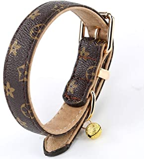 Yizepet Leather Collar EF BC 8CAdjustable Buckle EF BC 8CPremium Quality