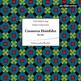 Casanovas Heimfahrt Titelbild
